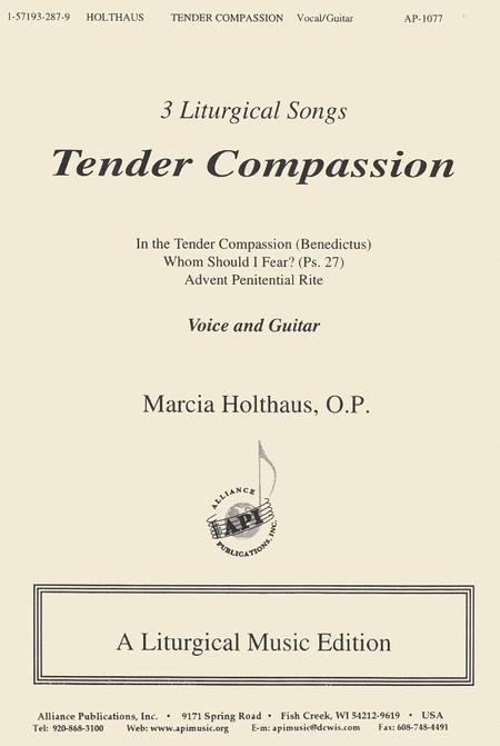 Tender Compassion - Unis Chr-gtr