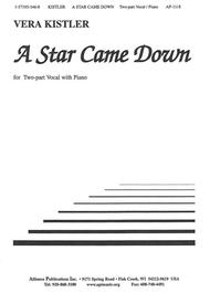 A Star Came Down