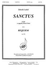 Sanctus from Requiem