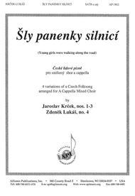 Sly Panenky Silnici