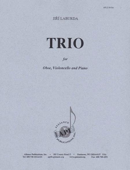 Trio For Ob, Vc, Pno