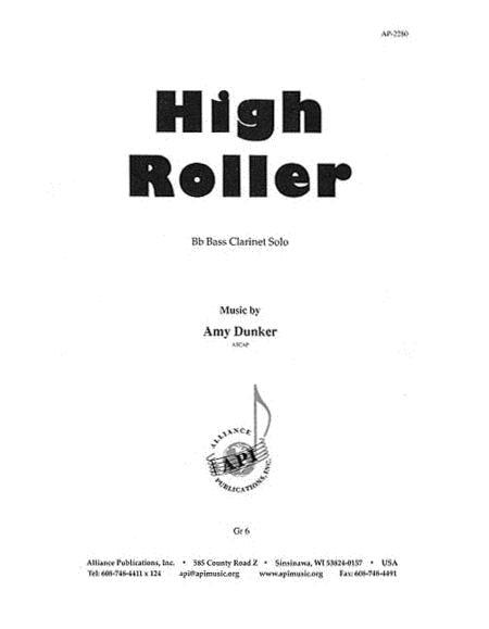 High Roller - Solo Bb Bass Clarinet