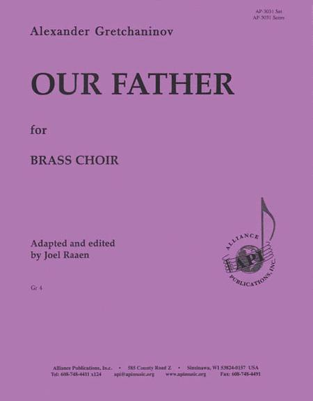 Our Father - Br Choir