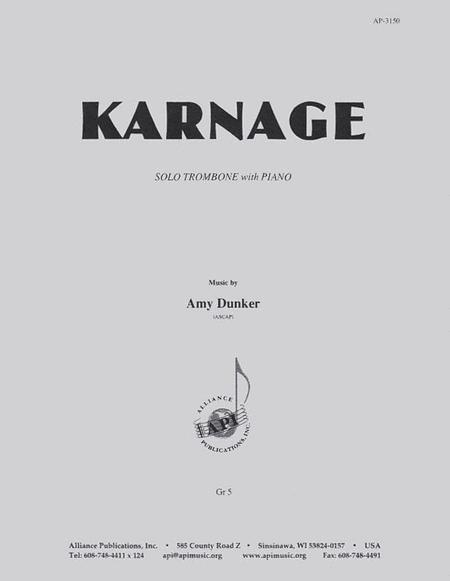 Karnage - Trb-pno