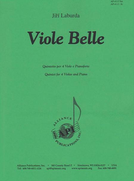 Viole Belle - Viola Quintet