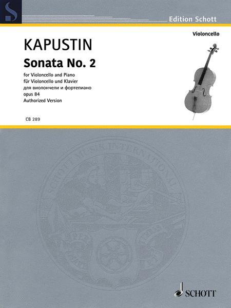 Sonata No. 2 Op. 84