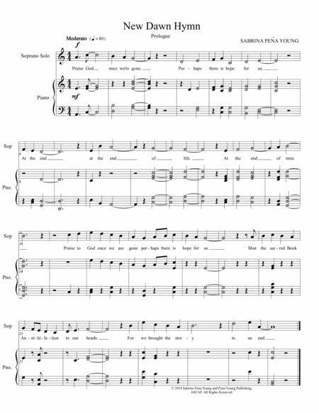 New Dawn Hymn