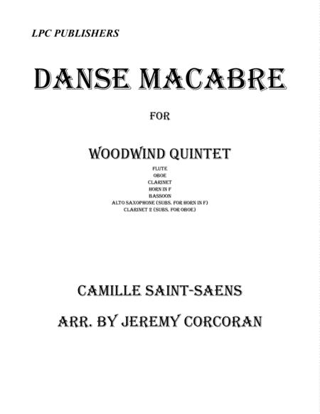 Danse Macabre for Woodwind Quintet