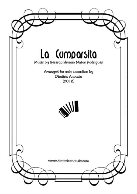 La Cumparsita - Solo Accordion