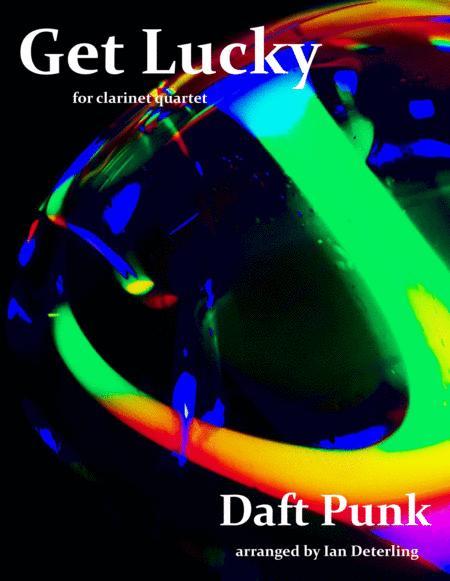 Get Lucky (for Clarinet Quartet)
