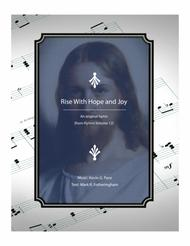 Rise With Hope and Joy - an original hymn
