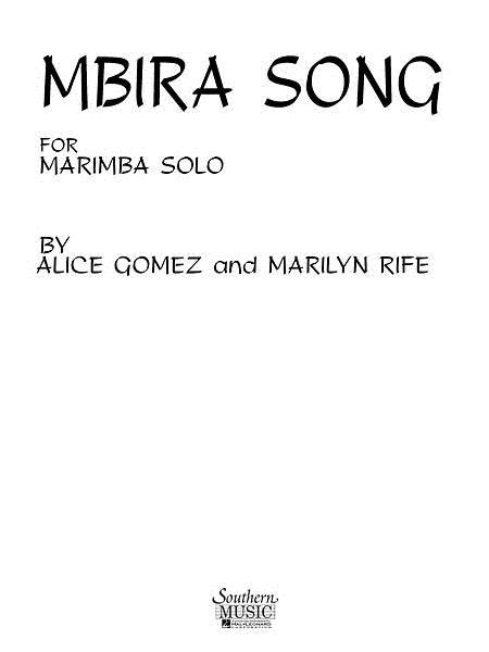 Mbira Song