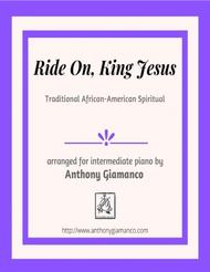 Ride On, King Jesus (piano solo)