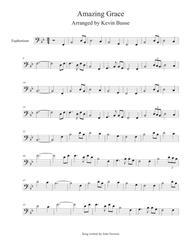 Amazing Grace - Euphonium