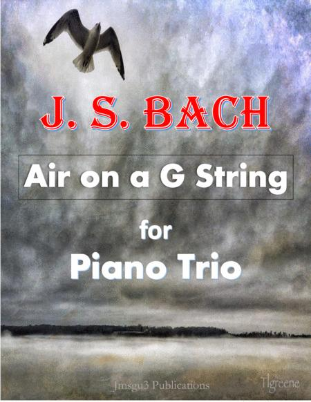 Bach: Air on a G String for Piano Trio