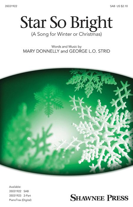 Star So Bright (A Song for Winter or Christmas)