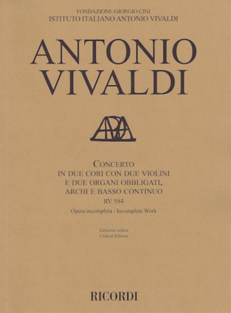 Concerto Rv 585