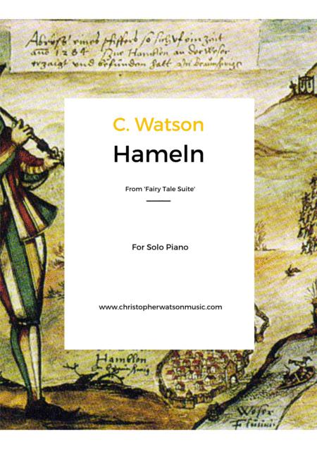 Hameln (from 'Fairy Tale Suite') - for Solo Piano