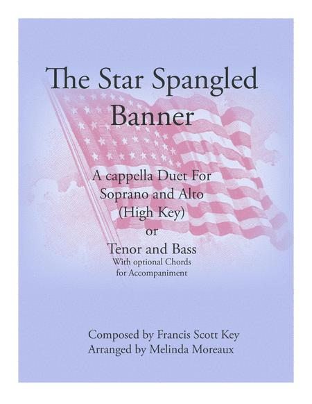 The Star Spangled Banner Duet for High Voices