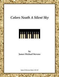Colors Neath A Silent Sky