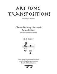 Mandoline (F major)