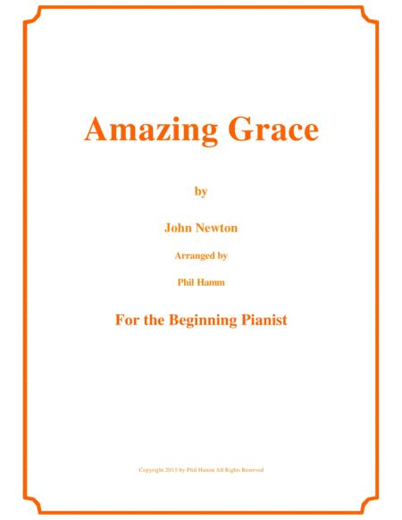Amazing Grace-Beginner
