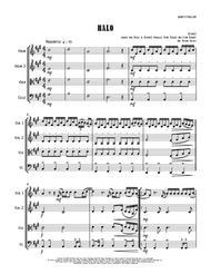 Halo (Beyoncé) - String Trio (vln/vla/vc)