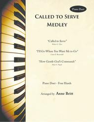 Called to Serve Medley (piano duet)