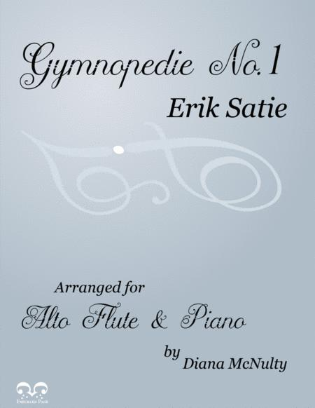 Gymnopédie No. 1 for Alto Flute & Piano