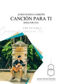 Cancion para ti (song for you)
