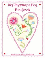 My Valentine's Day Fun Book