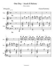 One day-Arash Piano