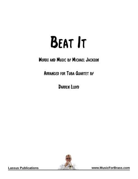 Beat It for Four Tubas