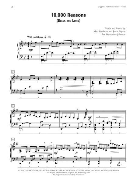 Joyful Praise Solos sheet music
