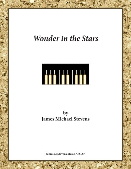 Wonder in the Stars - Romantic Piano