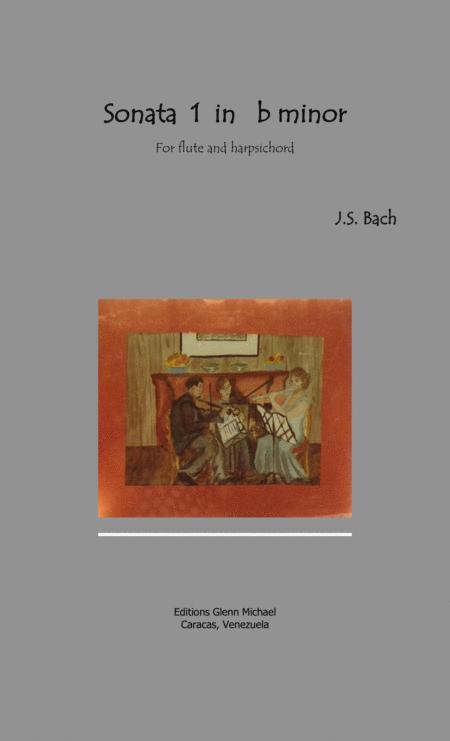 Bach Flute Sonata 1 in b minor