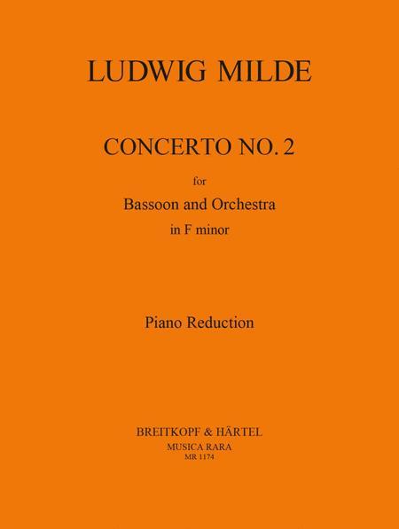 Bassoon Concerto No. 2 in F minor
