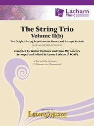 The String Trio: Vol. II(b)