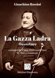 Rossini La Gazza Ladra Ouverture
