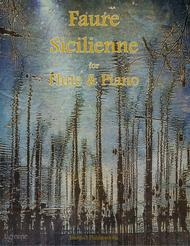 Faure: Sicilienne for Flute & Piano