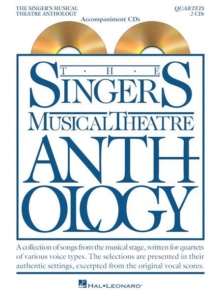 Singer's Musical Theatre Anthology Quartets