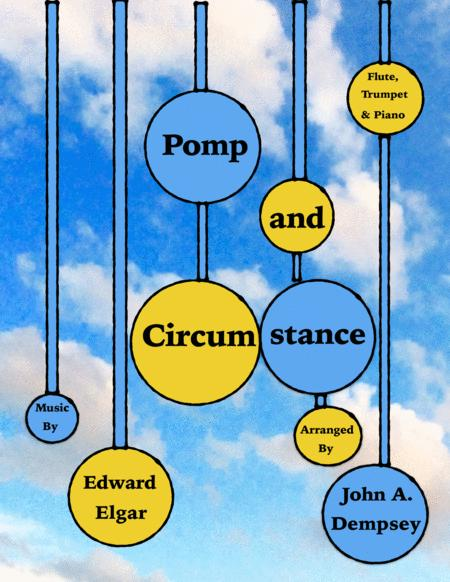 Pomp and Circumstance (Trio for Flute, Trumpet and Piano)
