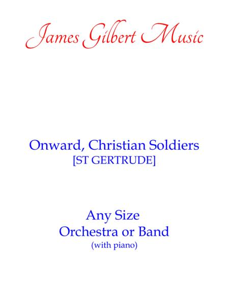 Onward, Christian Soldiers (Any Size Orchestra Series)