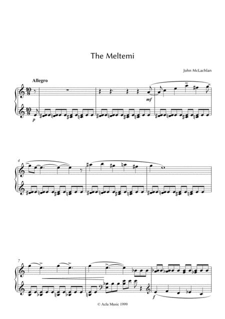 The Meltemi