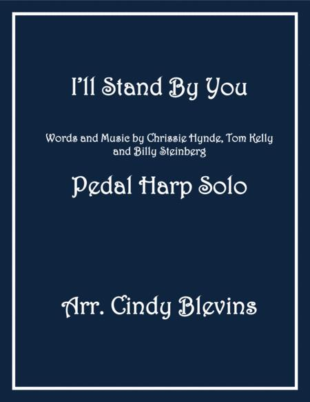 I'll Stand By You, arranged for Pedal Harp