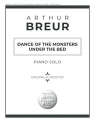 Dance of the Monsters Under the Bed - Piano Solo