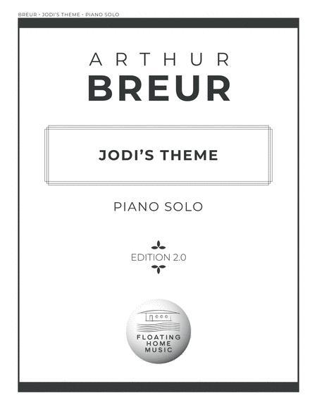 Jodi's Theme - Piano Solo