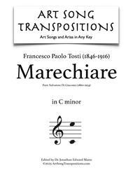 Marechiare (C minor)
