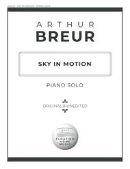 Sky In Motion - Piano Solo