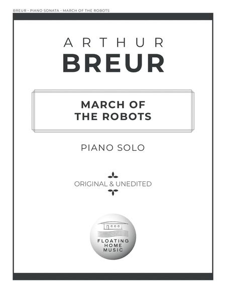 March of the Robots - Piano Solo